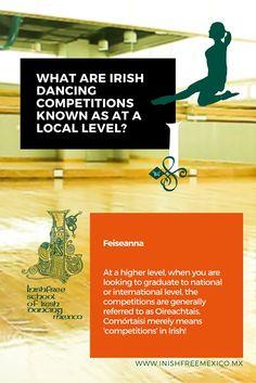 #FunTrivia  What are Irish Dancing Competitions known as at a local level?  #InishfreeMexico  Tania Martínez  #IrishDancer  #InishfreeTeam  #Inishfree School of #IrishDancing  ✨ #Academia de #DanzaIrlandesa  #InishfreePedregal  #InishfreeToluca  #TeamInishfree #SoftShoes #Dance #Danza #Feis #Winishfree