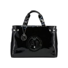 Armani Jeans Signature Tote with logo - Womens Handbag