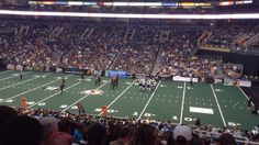 Rattlers and Outlaws. Arena football