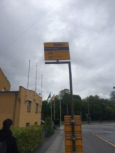 Навигация, информационное оформление и общественный транспорт в Скандинавии — Medium