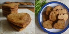 Fig, ginger and rosemary biscuits