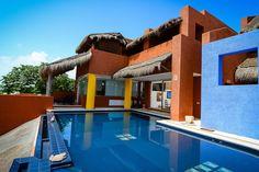 Casa de los Suenos, Isla Mujeres Mexico. Presidential Suite www.casasuenos.com
