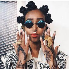 Afropunk.