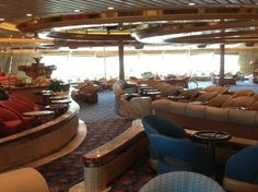 The spotlight lounge for more entertainment  #royalcaribbean #enchantmentoftheseas