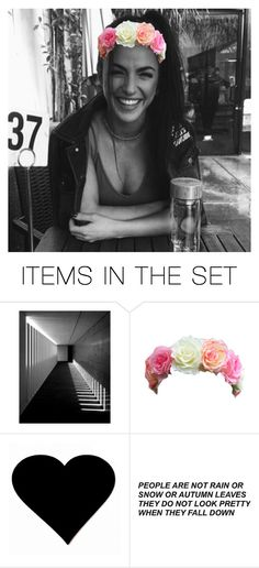 """if only you saw behind the smile"" by theblonde07 ❤ liked on Polyvore featuring art"