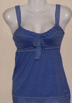 Hollister Blusa Azul