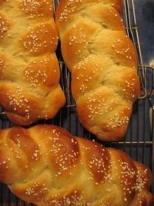 Swedish Cardamom bread via food 52