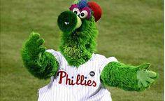 Phillie Phanatic - Philadelphia Phillies