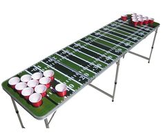 Find The Pong Squad Football Beer Pong Table Holes online. Shop the latest collection of The Pong Squad Football Beer Pong Table Holes from the popular stores - all in one Beer Pong Rules, Football Field, Football Shirts, Football Names, Football Humor, Football Banquet, Football Awards, Fall Football, Football Parties
