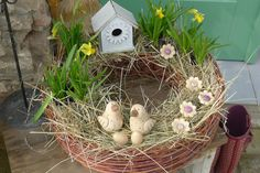 Ze života jedné hrnčířky.... Jaba, Easter, Spring, Handmade, Babies, Hand Made, Babys, Easter Activities, Baby