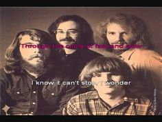 Have you ever seen the rain - CREEDENCE CLEARWATER REVIVAL.wmv