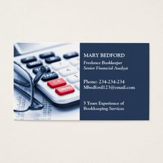 235 best accountant business cards images on pinterest lyrics accountant business card reheart Images