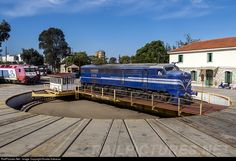 RailPictures.Net Photo: A302 OSE Hellenic Railways Organization ALCO, FPD7 DL500C at Athens, Greece by Kostas Kakavas