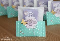 Goodie Stampin Up Give Away Gift Idea Verpackung Tischdekoration 008