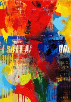 "Saatchi Art Artist Peter Vahlefeld; Collage, ""Museum Shop DVD »I shot Andy Warhol«"" #art"