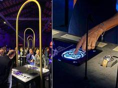 Grand Prix d'Horlogerie de Genève 2018 via free access at the Venetian Arsenal Display Case, Venetian, Arsenal, Grand Prix, Venice, Touch, Free, Clock Art, Glass Display Case