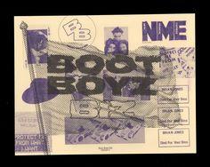 Print design // boot Boyz biz //