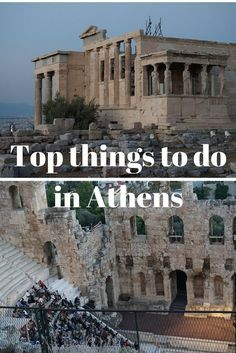 Here is a list of 30 things to do in Athens Greece