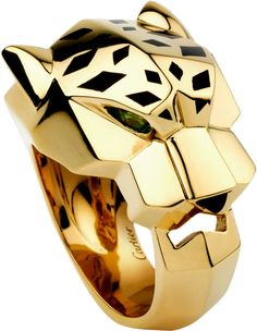 Cartier Panther Ring.