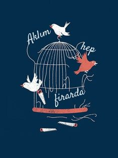 23 Ideas for bird cage illustration ideas – decorideas White Bird Tattoos, Freedom Tattoos, Cage Tattoos, Black And White Birds, Bird Silhouette, Bird Crafts, Bird Illustration, Bird Drawings, Bird Pictures