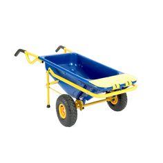 Little Mule Multi Cart: Wheelbarrow-Hand Truck-Dolly| Gardener's Supply