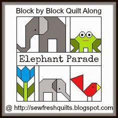 Elephant Parade - Week 1 - Large Elephant