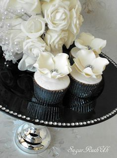 Wedding Cupcakes – Sugar Rush UK