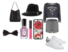 """""""Untitled #6940"""" by coolkitymecool ❤ liked on Polyvore featuring Project Social T, adidas Originals, Gucci, Dolce&Gabbana, NARS Cosmetics, Sally Hansen, 3.1 Phillip Lim and Forever 21"""