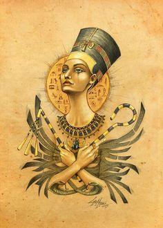 Ancient memories by Lorena Assisi