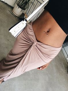 Cool Belly Button Piercings