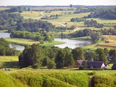 visit Kernave,Lithuania..its gorgeous!!