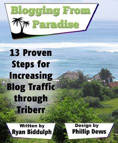 1 site can help you generate 3,800 Flares...for a single post. It's called Triberr. Use these 13 tips to boost your blog traffic pronto.