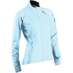 b0db996bf662 Sugoi Womens Alpha Hybrid Jacket Ice Blue Medium     Find out more about  the great product at the image link. Health Fitness · Running Women s  Clothing