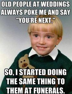 Hahahaha. Laugh out loud!