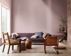 Flexa kleur van het jaar Heart Wood - I Love My Interior Room Paint Colors, Paint Colors For Living Room, Best Interior Paint, Interior Design, Living Room Color Schemes, Home Trends, Room Decor, House Design, Furniture