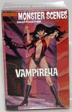Vampirella MOEBIUS Model Kit