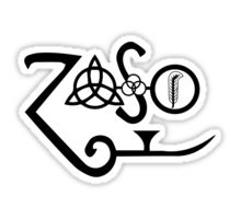 Led Zeppelin stickers featuring millions of original designs created by independent artists. Led Zeppelin Angel, Led Zeppelin Quotes, Led Zeppelin Symbols, Led Zeppelin Album Covers, Led Zeppelin Logo, Led Zeppelin Tattoo, Led Zeppelin Albums, Led Zeppelin Concert, Lyric Tattoos