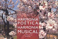 Aguilar-Suau, Joan Antoni Marçal. Harmonia poètica : harmonia musical. [Tortosa : l'autor], 2014 (Imprenta Querol)