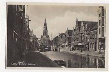 Luttik Oudorp Alkmaar Vintage RP Postcard Netherlands from HMS Vienna 160a
