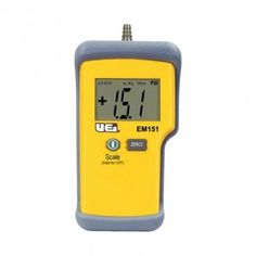 """The UEi EM151 Electronic #Manometer is an excellent instrument for gas supply and draft pressures in residential or light commercial properties. The EM151 measures positive and negative pressure to 20"""".  water gauge. On Sale! Learn more at: http://www.valuetesters.com/uei-em151-electronic-manometer.html"""