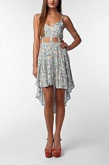 High-Low Dresses girlygirl
