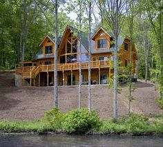 Featured in Log Home Living! Breathtaking... - VRBO