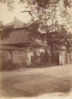 ul. Zwierzyniecka, Kraków - 1907 rok, stare zdjęcia Ul, Somewhere In Time, Krakow Poland, Planet Earth, Wwii, Planets, Polish, Europe, Collections