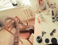 Ознакомьтесь с моим проектом в @Behance: «Octopussy»…