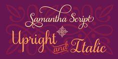 Samantha Script Font Free Download