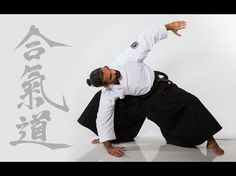 Aikido Techniques. Ukemi. Aiki Taiso. Drills. - YouTube