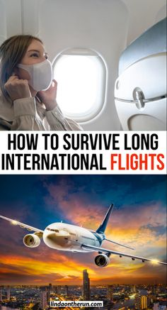 Planning a long haul flight? Here are 7 important tips that will help you stay safe and endure such a long trip| How to survive a long international flight. You will want to know these 7 tips #longhaulflight #flight #flying #travel
