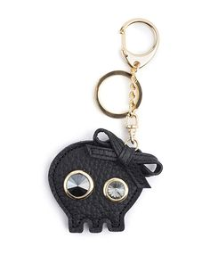 The Crystal Skull Keychain by JewelMint.com, $29.99 - A rather adorable...skull?  Yes!