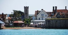 Yarmouth Isle of Wight - the first place i ever went on the IOW