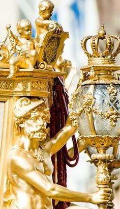 De Huizen van Oranje en Nassau - De Gouden Koets